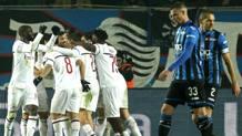 La gioia del Milan e la delusione dell'Atalanta. Ansa