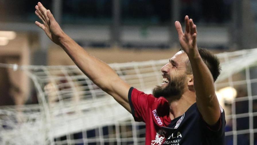 Pavoletti trascina i sardi FINALE Cagliari-Parma 2-1