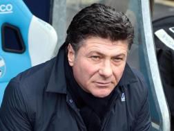 Walter Mazzarri, tecnico del Torino. Ansa