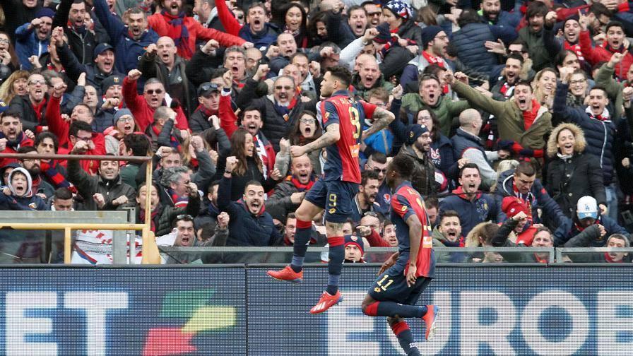 Serie A, Genoa-Lazio 2-1: Badelj apre, Sanabria e Criscito la ribaltano