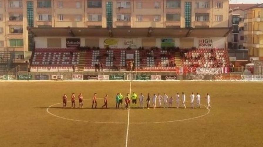 Cuneo-Pro Piacenza 20-0 C'è chi ha fatto peggio...