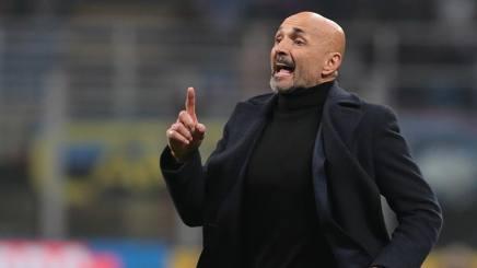 Luciano Spalletti, allenatore dell'Inter, 59 anni. GETTY
