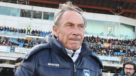 Zdenek Zeman, 71 anni. Ansa