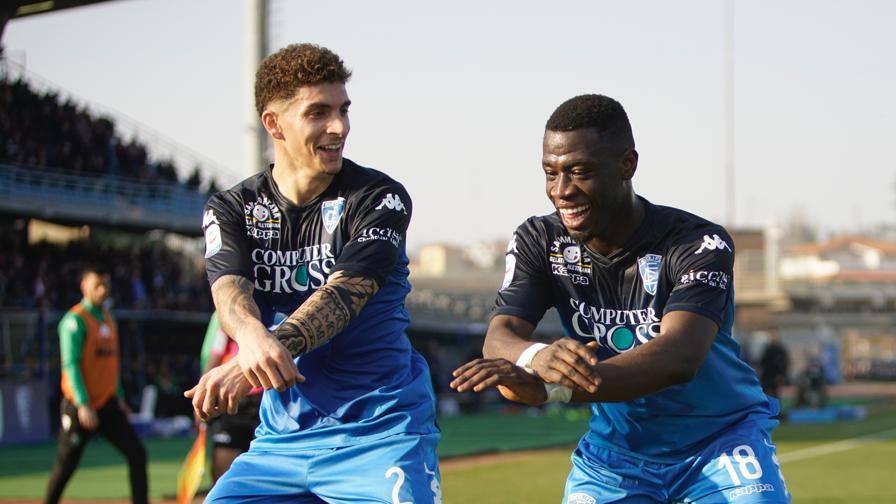 Serie A, Empoli-Sassuolo 3-0. I padroni di casa tornano a vincere