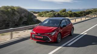 Toyota Corolla, un mito che non invecchia