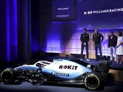 La Williams per la stagione 2019. Ap