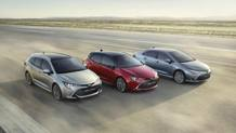 La nuova gamma della Toyota Corolla