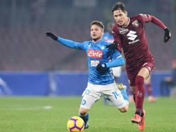 Il centrocampista serbo Sasa Lukic, 22 anni. Getty Images
