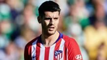 Alvaro Morata, 26 anni.
