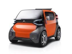 Il concept Citroën Ami One