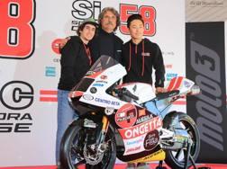 Antonelli, Paolo Simoncelli e Suzuki: il team di Moto3 della Sic58 Squadra Corse