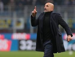 Luciano Spalletti. getty images