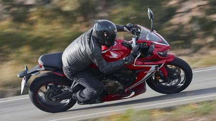 La Honda CBR650R