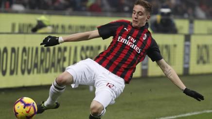 Andrea Conti, seconda stagione al Milan. Ap