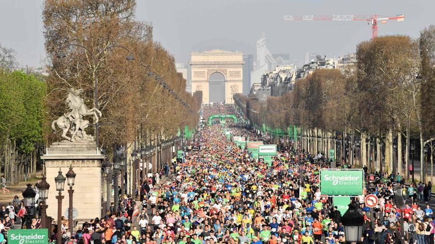 Calendario Maratone Internazionali 2020.Olimpiadi A Parigi 2024 Maratona Per Tutti