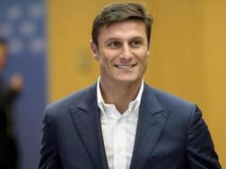Javier Zanetti, 45 anni. Ansa