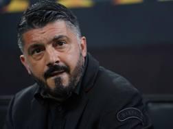 Gennaro Gattuso , allenatore del Milan, 41 anni. LAPRESSE