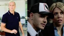 Maxi Lopez, Mauro Icardi e Wanda Nara