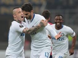 Andrea Ranocchia, 31 anni, difensore dell'Inter. Getty