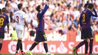 La gioia di Leo Messi. Getty