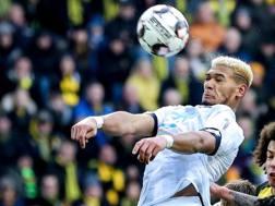 Joelinton, 22 anni, attaccante dell'Hoffenheim EPA