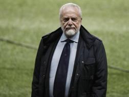 Aurelio De Laurentiis, 69 anni. Ansa