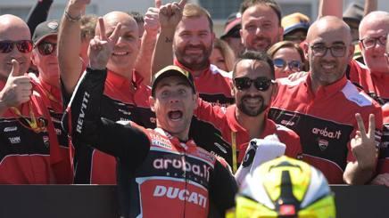 Bautista e Ducati, gran doppietta in Australia