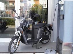 Lo scooter elettrico Askoll es3