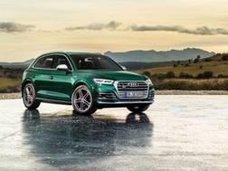 L'Audi SQ5 TDI
