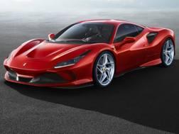 La prima immagine della Ferrari F8 Tributo