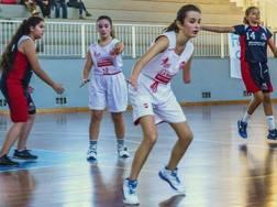 Anna Corvi in azione. Pignacca