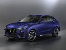 La Maserati Levante V8 Launch Edition
