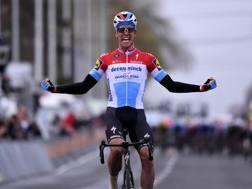 Bob Jungels, lussemburghese, 26 anni (Bettini)