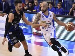 David Logan, 36 anni, play-guardia di Treviso