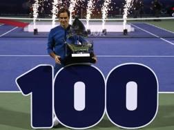 oger Federer. Getty
