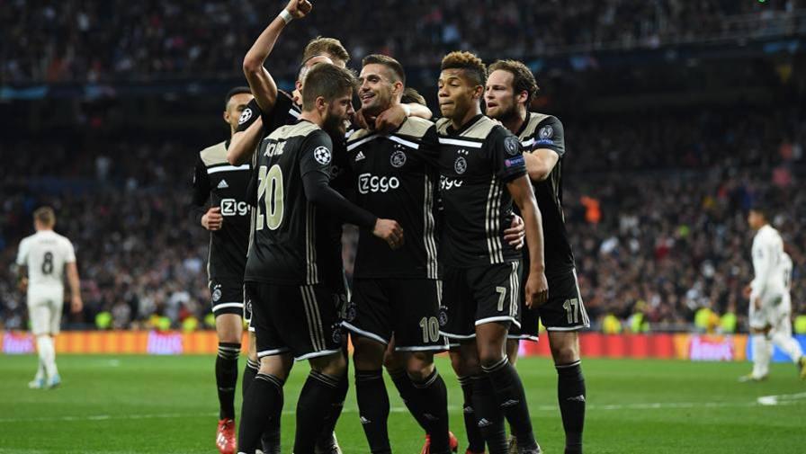 Champions League, Real Madrid-Ajax 1-4: impresa degli olandesi ...