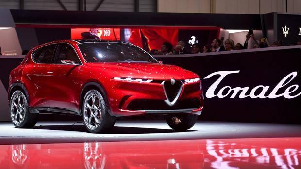 Alfa Romeo Tonale, il suv compatto ibrido - La Gazzetta ...