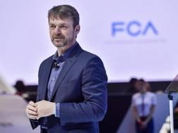 Mike Manley, amministratore delegato della Fca. Lapresse