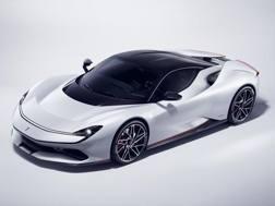 La Pininfarina Battista concept