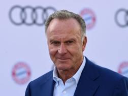Karl-Heinz Rummenigge, 63 anni AFP