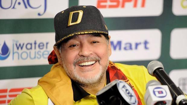 Maradona di nuovo papà. L`avvocato: