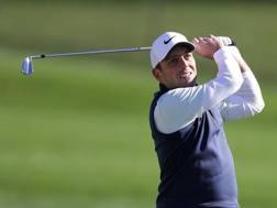 Francesco Molinari, 36 anni, è 8° dopo il primo giro all'Arnold Palmer Invitational. Afp