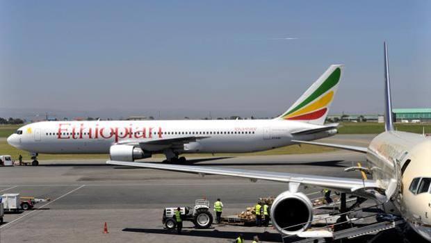 Risultati immagini per ethiopian airlines