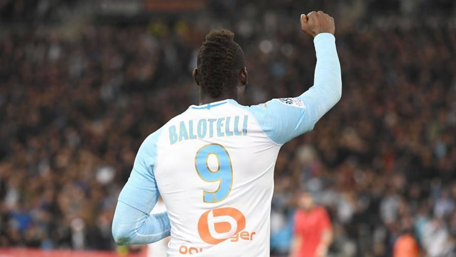 Marsiglia-Nizza 1-0: Balotelli gol dell'ex