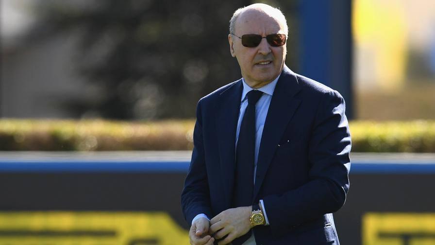 """Marotta: """"L'Inter e Icardi? Fallimento chiedere i danni"""""""