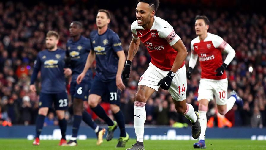 Lo United cade all'Emirates Rimonta Reds, pari Chelsea