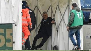 Gasp espulso, perde la testa: la spinta al dirigente Ienca