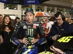 Valentino Rossi, 40 anni. Afp