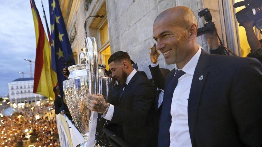 Zizou, il calcio e la casa Real Così è diventato leggenda