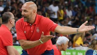 Aleksandar Djordjevic, 51 anni. Afp